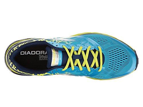 Diadora Mythos Blueshield c6052(Classic Navy/Blue Fluo) Running Herren Classic Navy/BlueFluo