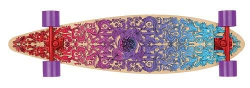 Urban Beach Longboard Pin Tail, mystic, TY5261