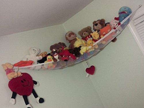 LifeJoy Pet Net - Stofftier Spielzeug & Organizer - 25,5