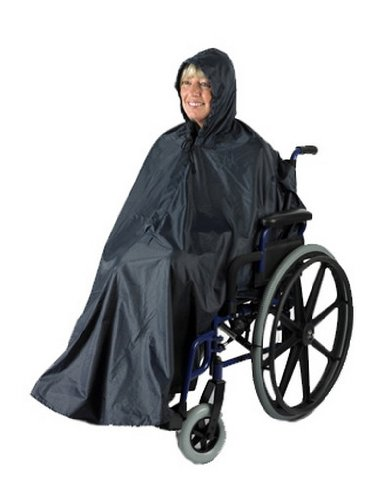 Ability Superstore Mac - Impermeable sin mangas silla