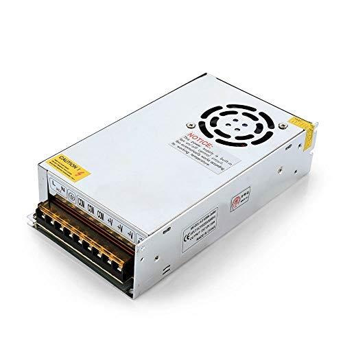 Cargador 20A 12V Tira LED transformador 20Amperios estabilizado 220V 240W