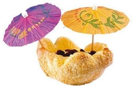 Leone Horeca parasols Cocktail, Multicolore, Taille Unique