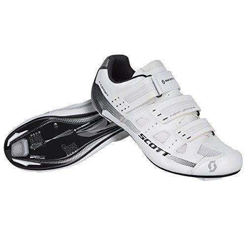 Scott Road Comp Rennrad Fahrrad Schuhe schwarz/rot 2016