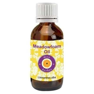 Meadowfoam Seed (Pure Meadowfoam Seed Oil 50ml (Limnanthes alba) 100% Natural Cold pressed & Therapeutic Grade)
