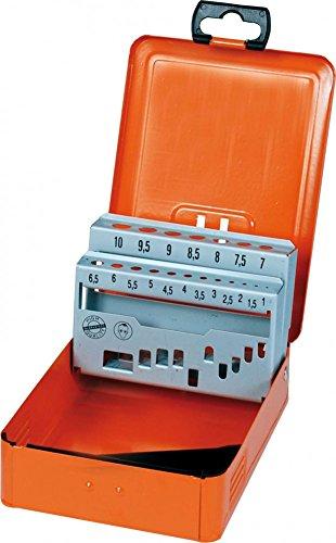 Projahn, Cassetta porta attrezzi, in metallo, vuota