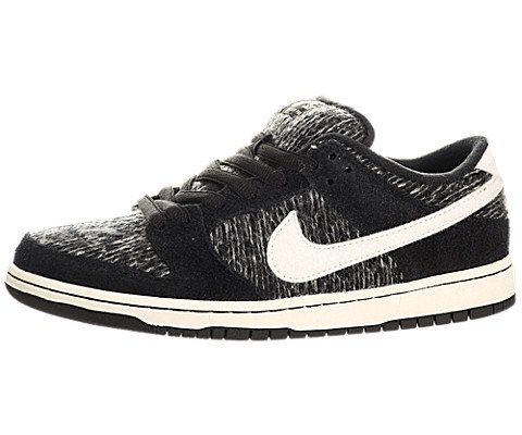 NIKE SB Shoes DUNK LOW WARMTH BLACK/IVORY/GRAPE Sz 8.5