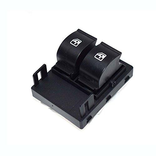 Commutateur de Fen/être /Électrique Interrupteur de L/ève-Vitre Commutateur de Fen/être avec Cadre pour Nemo Fiorino Bipper 735461275