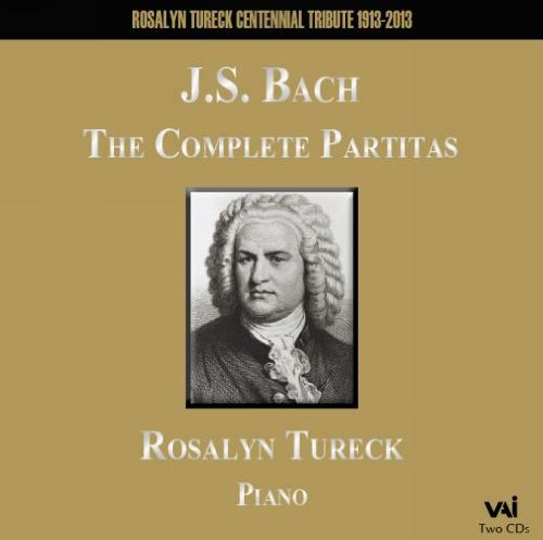 J.S. Bach - The Complete Partitas