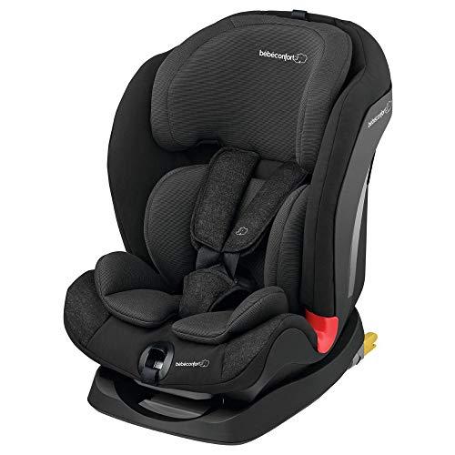 Bébé Confort Titan Siège Auto pour Enfant Groupe 1/2/3, ISOFIX , Evolutif et Inclinable, de 9 mois à 12 ans (9 à 36kg), Nomad Black