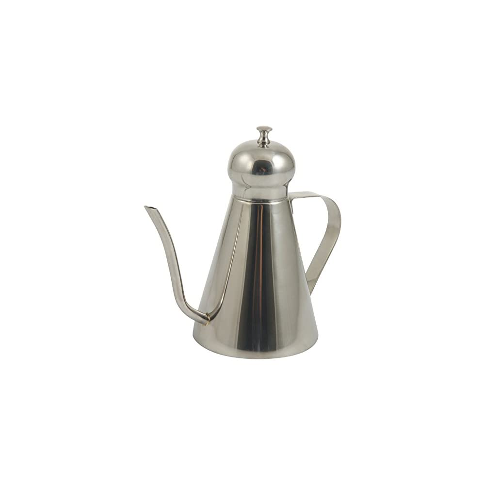 Galileo Casa Oil Style Lflasche Edelstahl Grau 95 X 95 X 17 Cm