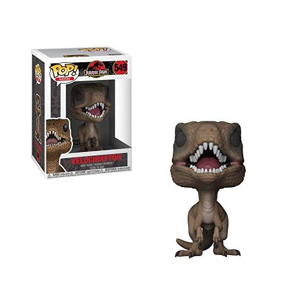 Funko Pop Velociraptor (Jurassic Park 549) Funko Pop Jurassic Park