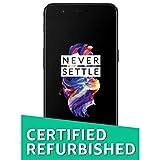 (Certified REFURBISHED) OnePlus 5 (Slate Grey, 128GB)