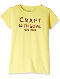 Pepe Jeans Girls' T-Shirt