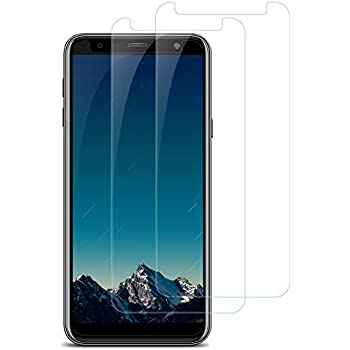 SONWO Galaxy A7 2018 PanzerglasFolie Schutzfolie Frei von Kratzern Fingabdr/ücken und /Öl Kompatibel Samsung Galaxy A7 2018 HD Displayschutzfolie 2 St/ück 9H H/ärte 0.33mm Ultra-klar