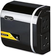V-Guard Mini Crystal Voltage Stabilizer for Upto 32 inch TV(90-240 V)