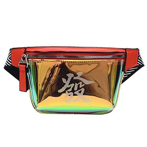Mitlfuny handbemalte Ledertasche, Schultertasche, Geschenk, Handgefertigte Tasche,Mode Frauen Studenten Outdoor Sports Zipper Messenger Bag Brusttasche Gürteltasche Climbing Heels