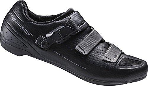 Shimano Chaussures de Course de vélo Adulte Chaussures SH Gr. 50rp5l SPD-SL bande Velcro/ratschenv, eshrp5ng500sl00 schwarz