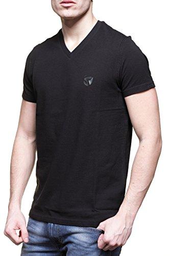 Redskins T-shirt Hoot Käfig-Black Schwarz - Schwarz