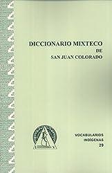 Diccionario Mixteco De San Juan Colorado