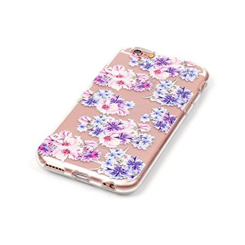 Yaking® Apple iPhone 6 Plus/6S Plus Coque Silicone TPU Case Cover Gel Étui Housse pour Apple iPhone 6 Plus/6S Plus P-4