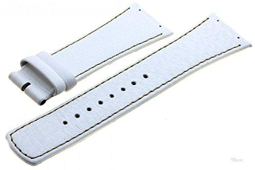 Boccia Original Lederband Armband für Uhr Modell 3211-01