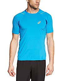 asics t shirt fille marron