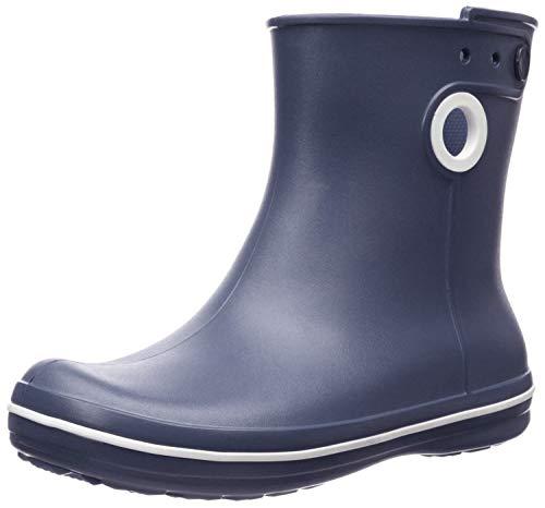 Crocs Jaunt Shorty Boot Women, Damen Gummistiefel, Blau (Navy 410), 38/39 EU