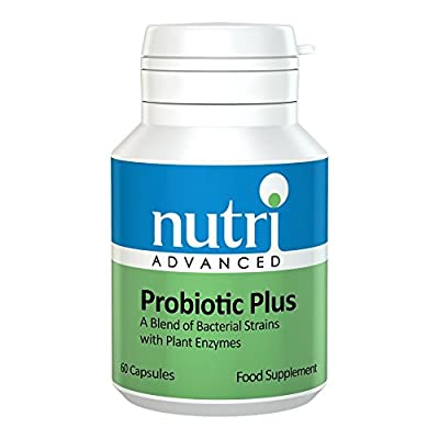 Nutri Advanced Probiotic Plus 60 Capsules from Nutri Advanced