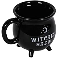 Something Different Witches Brew Cauldron Mug Black