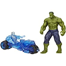 Marvel - Figura articulada Los Vengadores Marvel (B1484)