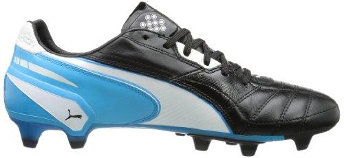 Puma King Fg, Chaussures de football homme Noir (Schwarz/ Weiss)