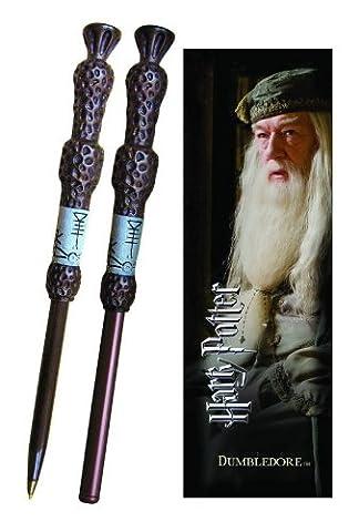 Harry Potter - Dumbledore Wand Pen And Bookmark Set