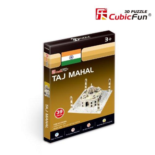 Cubicfun Puzzles Cubicfun Taj Mahal