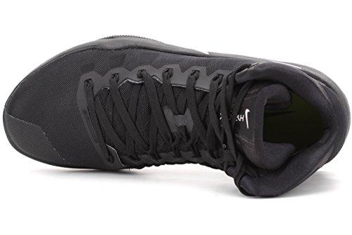 Nike Herren Hyperdunk 2016 Basketballschuhe Blanco (Blanco (black/white))