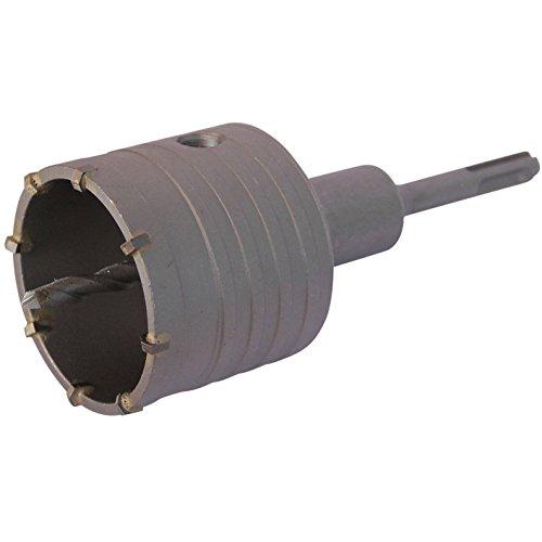 Bohrkrone Dosenbohrer SDS Plus 35 mm Durchmesser komplett für Bohrhammer ohne Verlängerung