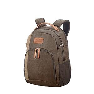 41mBjUfxifL. SS300  - Samsonite Rewind Natural - Backpack Small 0.4 KG Mochila tipo casual, 38 cm, 15 liters, Azul (River Blue)
