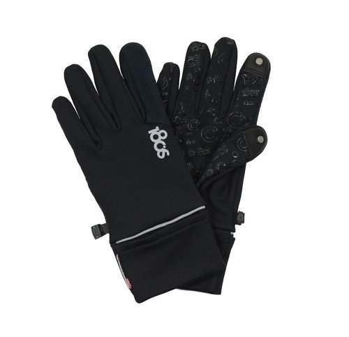 180s Damen Touchscreen-Handschuh Foundation, black, S, 33468 (180s Handschuhe)