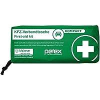Petex Verbandtasche Slim kompakt (grün)