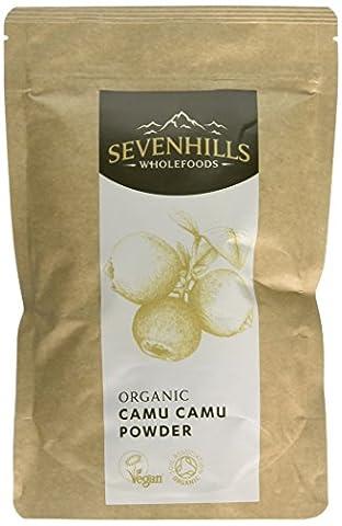 Sevenhills Wholefoods Organic Camu Camu Powder 125g