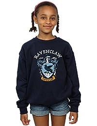 Harry Potter Niñas Ravenclaw Crest Camisa De Entrenamiento