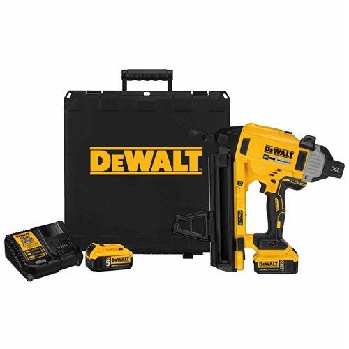 DeWalt DCN890P2-QW Cloueur béton et acier XR 18V 5Ah Li-Ion...
