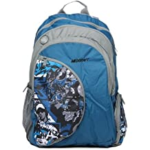Wildcraft Beatbox HipHop Polyester Blue Laptop backpack(8903338014539)
