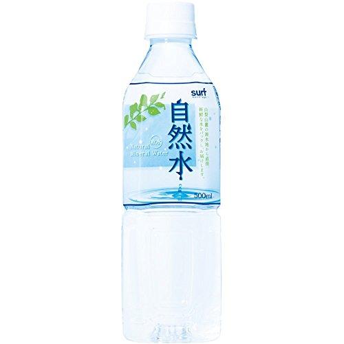 Surf bebida natural del agua 500mlX24 este