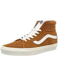 online store c72c9 c2727 Vans Sk8-Hi Uomo Sneaker Marrone Chiaro