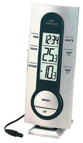 Technoline WS 7033 Radio Portable Argent