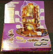 Harry Potter Adventures Through Hogwarts Electronic 3-d Game by Mattel