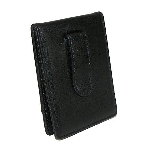 scully-hommes-de-carte-rfid-protection-en-cuir-avec-pince-billets-noir-taille-unique