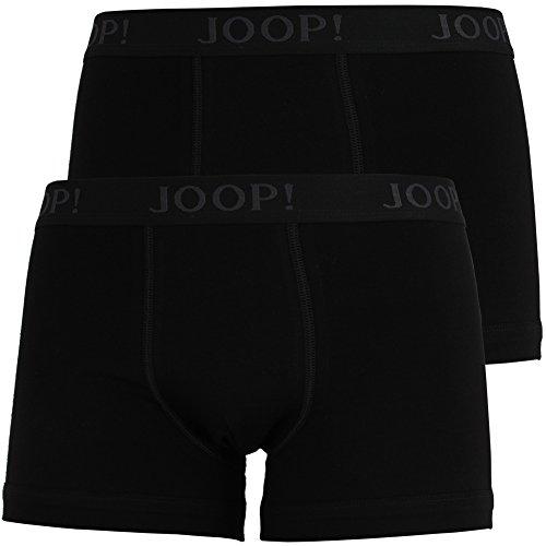 JOOP! 2 Pack NEU Herren BOXER SHORTS TRUNK PANTS weiss schwarz S M L XL XXL 2 x schwarz black L