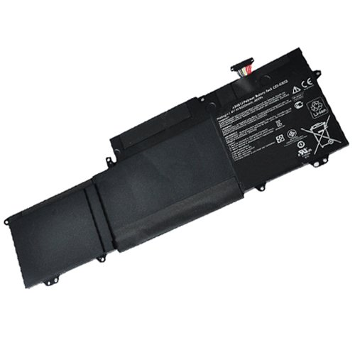 Amsahr C23-UX32-02 Batterie de Remplacement pour PC Noir