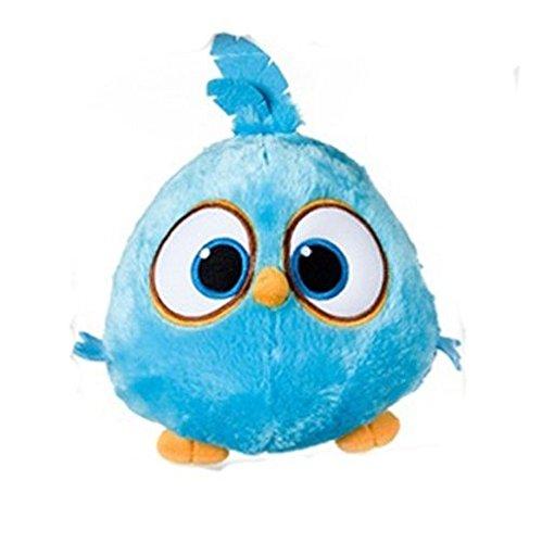 "Angry Birds - Hatchling Plush Blue - Movie - 21cm 8.5"""